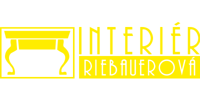 Ing. Jiří Riebauer – INTERIÉR RIEBAUEROVÁ Logo